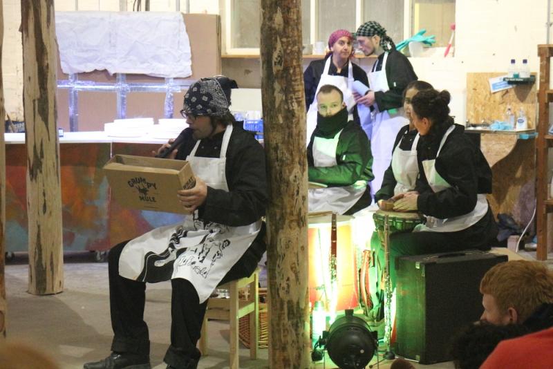 chefs plotting
