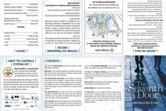 Audiowalk-flyer